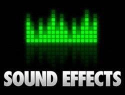 Звуковые эффекты для монтажа